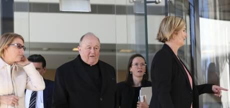 Australische aartsbisschop schuldig aan verhullen kindermisbruik