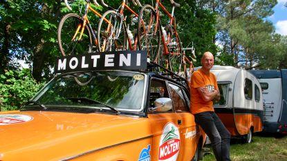 """Hoogmis van de wielerkoers ligt even in Rotselaar: """"'s Nachts vertrokken om erbij te zijn"""""""