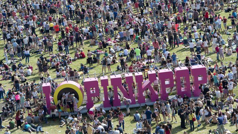 Pinkpop 2015. Beeld EPA