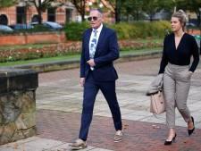 Proces Gascoigne vanwege aanranding: 'Ik wilde vertrouwen dikke vrouw opkrikken'
