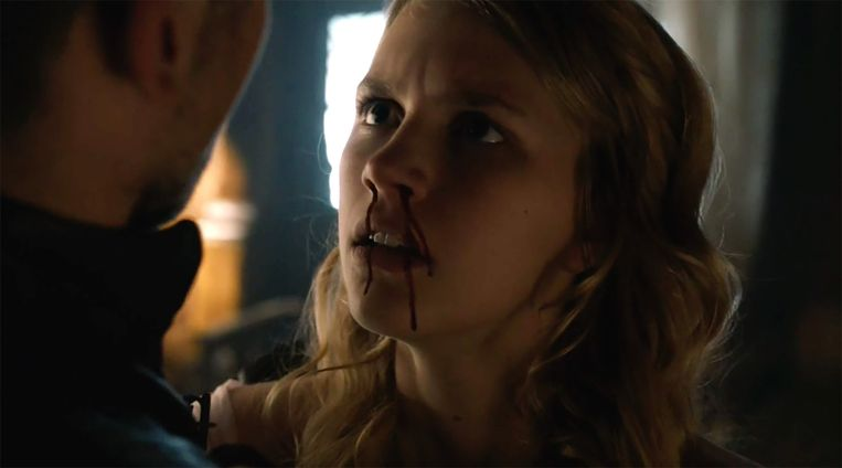 Myrcella is vergiftigd door Ellaria. Beeld HBO
