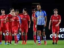 FC Eindhoven toont karakter, maar moet in de slotfase buigen voor Almere City