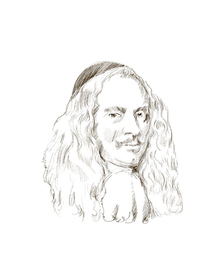 Cornelis van Aerssen van Sommelsdijck Beeld Marco Stoker