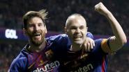"""FT buitenland: """"Sorry Iniesta, dat je nooit de Gouden Bal won"""" - Panathinaikos mag drie seizoenen Europa niet in"""