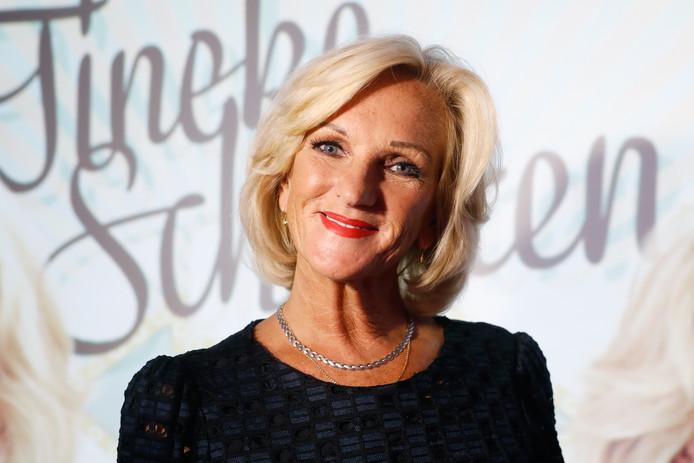 Tineke Schouten viert met haar impresariaat dat ze 35 jaar in het theatervak zit.