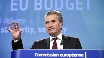 """Italianen woedend om uitspraken Duitse eurocommissaris: """"In Brussel kennen ze echt geen schaamte"""""""