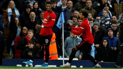 United vloert City in 'Manchester derby', De Bruyne & co tellen al 14 punten minder dan leider Liverpool