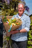 De heer C.A.L.J. (Kees) Naaijkens (73) uit Hilvarenbeek