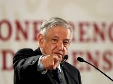 Mexicaanse minister weg na opdracht om vlucht te vertragen