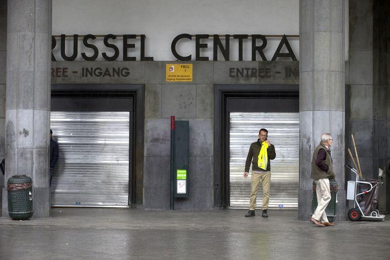 Archiefbeeld Brussel-Centraal