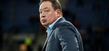 Trainer Sloetski stapt op bij Vitesse na echec bij Heerenveen: 'In het voetbal ben je snel van hero tot zero'