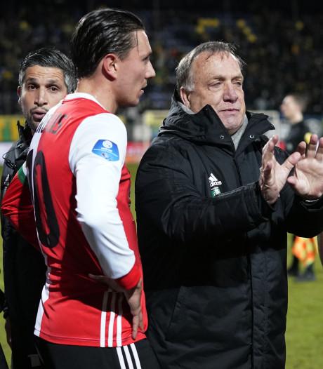 Berghuis stelt fans Feyenoord gerust: 'Ik ga niet naar PSV'