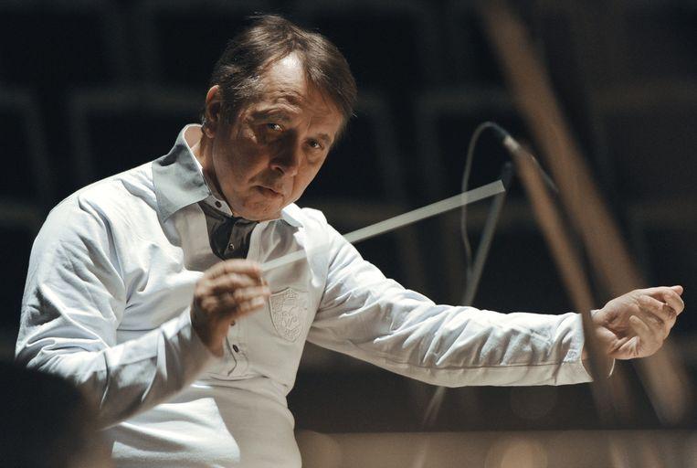 9. Mikhail Pletnev. Russische dirigent, componist en pianist.