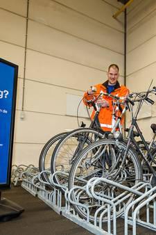 De meeste eigenaren halen hun fiets nooit op