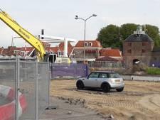 Mini heeft groot probleem in Harderwijk