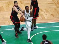Spectaculaire Irving leidt Celtics naar winst