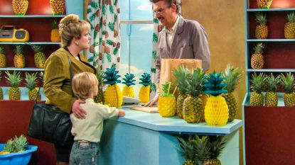 Hier is hij dan: de lang verwachte ananas-sketch van 'Studio Tarara'