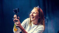 """Linde Merckpoel wordt videoreporter voor Studio Brussel: """"Dat ik hiervoor betaald word..."""""""