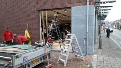 Modewinkel Woodhouse Zundert gewoon open na ramkraak
