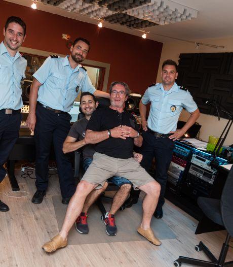Renaud Rutten prête sa voix à une campagne de resensibilisation destinée aux pompiers liégeois