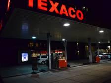 Overval op Texaco in Gouda