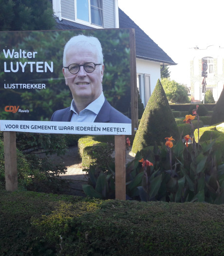 CD&V zit in Ravels na verkiezingen nog vaster in het zadel