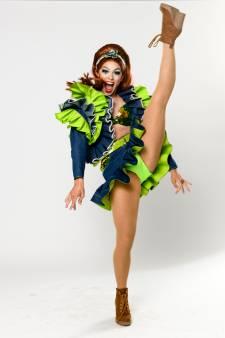 Jimi Hendrikse uit Colijnsplaat danst in een jurk en op hoge hakken in musical Kinky Boots