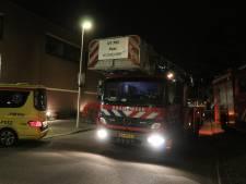Brandje in tbs-kliniek in Utrecht