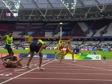 Spaanse paralympiër pakt goud dankzij valpartij vlak voor finish