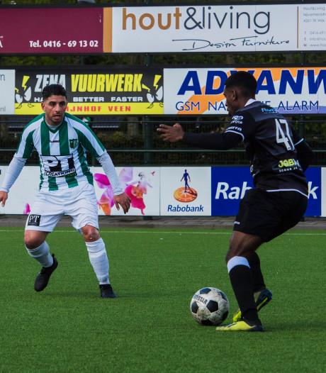 Jong FC Den Bosch slaat na rust toe