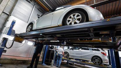 Wagen al drie jaar niet meer gekeurd: 640 euro boete