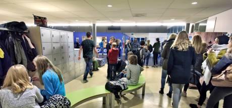 Jongens redden het vaker niet in derde klas