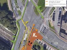 Kruispunt Desguinlei (R10) met de Kolonel Silvertopstraat krijgt dit weekend opknapbeurt: AWV vraagt omgeving te vermijden