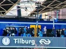 Treinverkeer in Brabant vandaag flink ontregeld: 'Het was even een chaos'