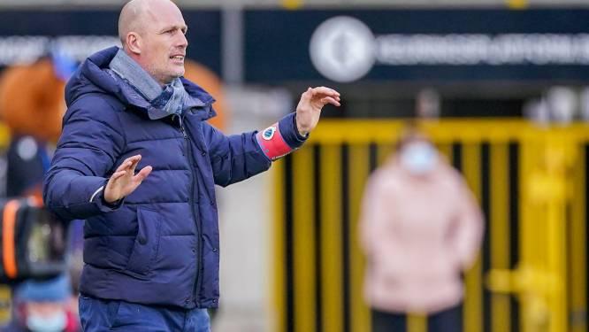 """Een domper(tje), maar Clement kan nederlaag tegen Gent plaatsen: """"Als dit volleybal was, hadden we gewonnen"""""""