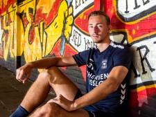 Oud-GA Eagles verdediger Dennis Hettinga jaagt op contract in Tsjechië