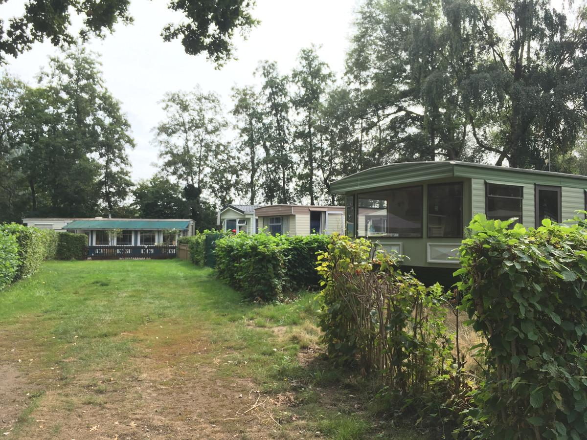 Camping 't Stropke ligt er netjes bij.