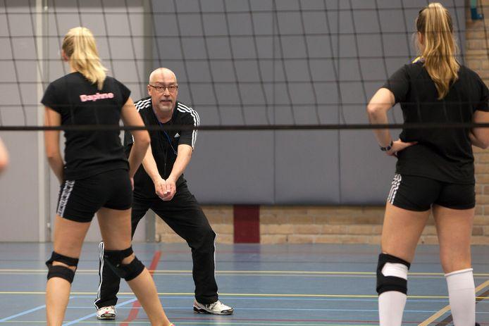 Jan van Uitert krijgt komend seizoen een dragende rol bij Voorwaarts, als trainer-coach en lid van de technische commissie.