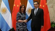 """""""Lijst en petloleum"""": Argentijns president beledigt China in domme tweet"""