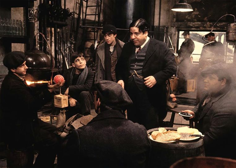 Once Upon a Time in America. Beeld Filmbeeld