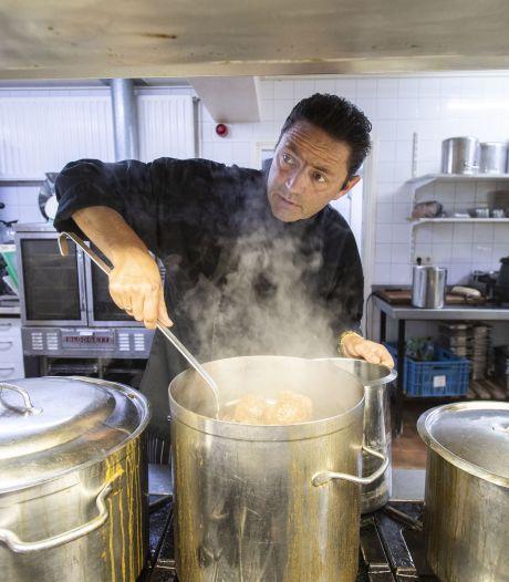 Martin van restaurant Harwig in Den Ham zit niet bij de pakken neer: 'Het is ons eerder gelukt'