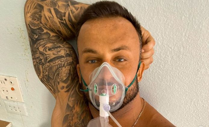 Dmitriy Stuzhuk est décédé le 17 octobre dernier des suites du coronavirus à 33 ans.