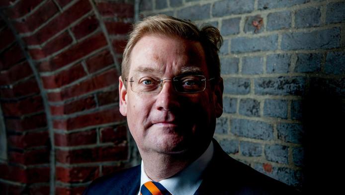 Minister Ard van der Steur (Veiligheid).