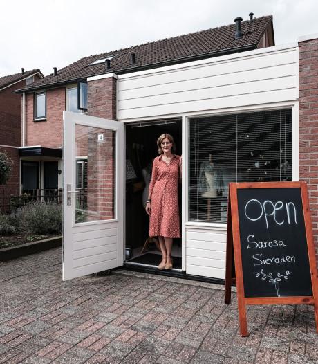 Sandra Oosterveld (52) uit Doetinchem: 'Ik heb op mijn talent leren vertrouwen'