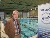 Wordt Piet van Gorp Clubheld 2017? Nieuw zwembad maakt Piet trots