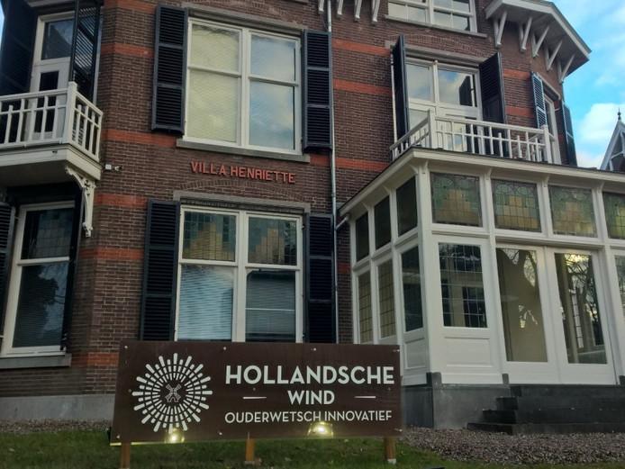 Het pand van Hollandsche Wind in Oosterbeek is compleet verlaten