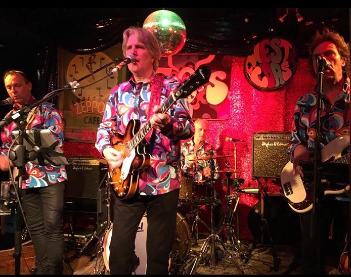 Vorig jaar september trad de band Westcoast nog op bij Sound on Sunday in Zoetermeer.