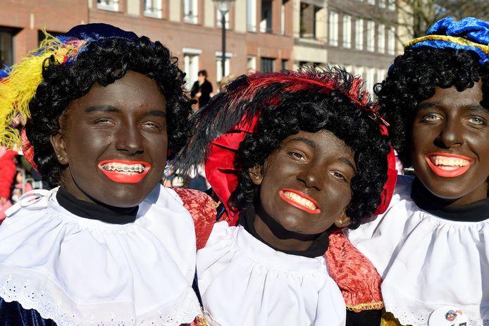 Zwarte pieten: ze doen vanaf dit jaar niet meer mee in de intocht van Sinterklaas.