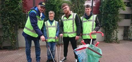 Werkkracht houdt Oss' centrum schoon met nieuw materiaal