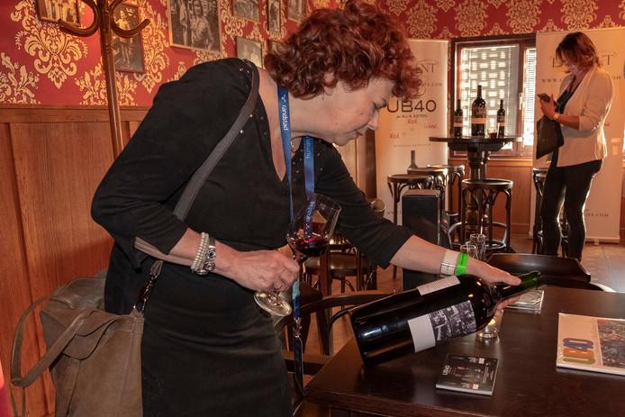 UB40 Red Red Wine proeverij in de Ziggodome.